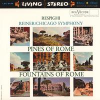 Respighi/Renier - Pines Of Rome/Fountains Of Rome