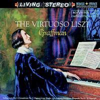 Gary Graffman - The Virtuoso Liszt -  200 Gram Vinyl Record