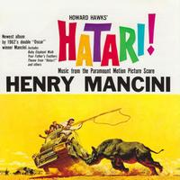 Henry Mancini - Hatari! - Music from the Paramount Motion Picture Score