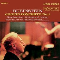 Stanislaw Skrowaczewski - Chopin: Concerto No. 1/ Rubinstein