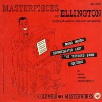 Duke Ellington - Masterpieces By Ellington -  45 RPM Vinyl Record