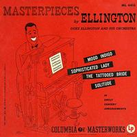 Duke Ellington - Masterpieces By Ellington -  200 Gram Vinyl Record