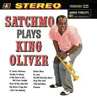 Louis Armstrong - Satchmo Plays King Oliver -  200 Gram Vinyl Record