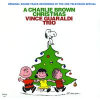 Vince Guaraldi Trio - A Charlie Brown Christmas -  200 Gram Vinyl Record