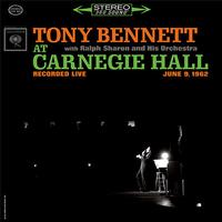 Tony Bennett - Tony Bennett At Carnegie Hall -  180 Gram Vinyl Record