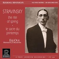 Eiji Oue - Stravinsky: The Rite Of Spring