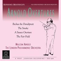 Malcolm Arnold, London Philharmonic Orchestra - Arnold Overtures