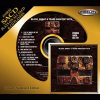 Blood, Sweat & Tears - Greatest Hits -  Hybrid Stereo SACD