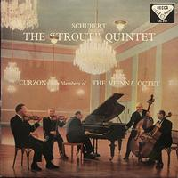 Schubert: The 'Trout' Quintet/ Curzon / The Vienna Octet
