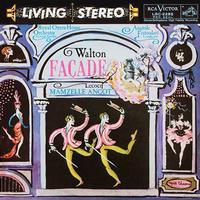 Anatole Fistoulari - Walton: Facade/ Lecocq: Mamzelle Angot -  Hybrid Stereo SACD