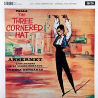 Falla: Three Cornered Hat/ Ansermet / Teresa Berganza