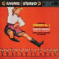 Jean Martinon - Borodin: Symphony No. 2/Rimsky-Korsakov: Capriccio Espagnole