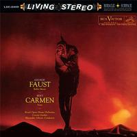 Alexander Gibson - Gounod: Faust - Ballet Music / Bizet: Carmen - Suite