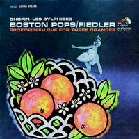 Arthur Fiedler, Boston Pops Orchestra - Chopin: Les Sylphides/Prokofieef: Love For Three Oranges