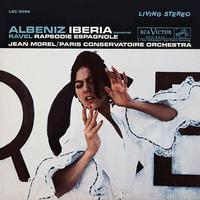 Jean Morel - Albeniz: Iberia (complete)/ Ravel: Rhapsodie Espagnole -  Hybrid Stereo SACD