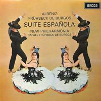 Albeniz: Suite Espanola / Fruhbeck De Burgos