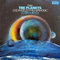 Holst: The Planets / Zubin Mehta & the Los Angeles Philharmonic