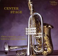 Lowell Graham & National Symphonic Winds - Center Stage -  Hybrid Stereo SACD