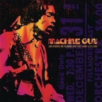 Jimi Hendrix - Machine Gun: The Fillmore East First Show 12/31/1969 -  Hybrid Stereo SACD