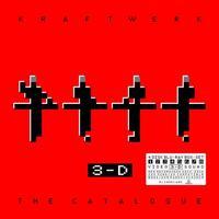 Kraftwerk - 3-D: The Catalogue -  Blu-ray