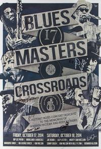 Blue Heaven Studios - Blues Masters at the Crossroads 17 (2014)