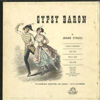 Schwarzkopf, Ackermann, Philharmonia Orchestra and Chorus - Strauss: Gypsy Baron