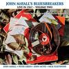 John Mayall's Bluesbreakers - Live In 1967: Volume Two -  Vinyl Record