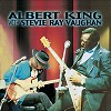 Albert King with Stevie Ray Vaughan - In Session -  45 RPM Vinyl Record