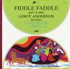 Maurice Abravanel - Fiddle Faddle and 14 Other Leroy Anderson Favorites -  180 Gram Vinyl Record