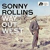 Sonny Rollins - Way Out West -  180 Gram Vinyl Record