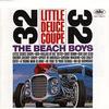 The Beach Boys - Little Deuce Coupe -  200 Gram Vinyl Record
