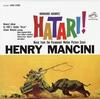 Henry Mancini - Hatari! - Music from the Paramount Motion Picture Score -  45 RPM Vinyl Record