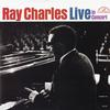 Ray Charles - Live In Concert -  200 Gram Vinyl Record