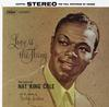 Nat 'King' Cole - Love Is The Thing -  45 RPM Vinyl Record