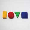 Jason Mraz - Love Is A Four Letter Word -  Vinyl Record