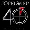 Foreigner - 40: Hits From Forty Years 1977-2017 -  Vinyl Record