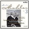 Rafael Kubelik - Mahler: Symphony No. 3 -  180 Gram Vinyl Record