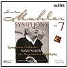 Rafael Kubelik - Mahler: Symphony No. 7 -  180 Gram Vinyl Record