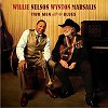 Willie Nelson & Wynton Marsalis - Two Men With The Blues -  Vinyl Record