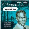 Nat King Cole - Unforgettable -  Vinyl Record