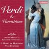 Various Artists - Verdi And Variations -  180 Gram Vinyl Record