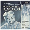 June Christy - Something Cool (mono) -  180 Gram Vinyl Record