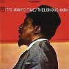 Thelonious Monk - It's Monk's Time -  180 Gram Vinyl Record