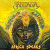 Santana - Africa Speaks -  Vinyl Record