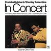 Freddie Hubbard and Stanley Turrentine - In Concert -  180 Gram Vinyl Record