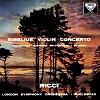 Oivin Fjeldstad - Sibelius: Violin Concerto/ Tchaikovsky: Sérénade Mélancolique -  180 Gram Vinyl Record