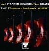 Ernest Ansermet - Lalo: Symphonie Espagnole/ Ravel: Tzigane/ Ruggiero Ricci, violin -  180 Gram Vinyl Record