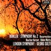 Georg Solti - Mahler: Symphony No. 2 'Resurrection' -  180 Gram Vinyl Record