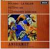 Ernest Ansermet - Ravel: Bolero/ La Valse/ Honegger: Pacific 231 -  180 Gram Vinyl Record