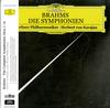 Herbert Von Karajan - Brahms: The Complete Symphonies -  Vinyl Box Sets